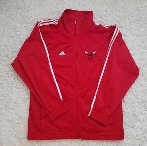 CHICAGO BULLS Adidas Jacket Youth L/XL